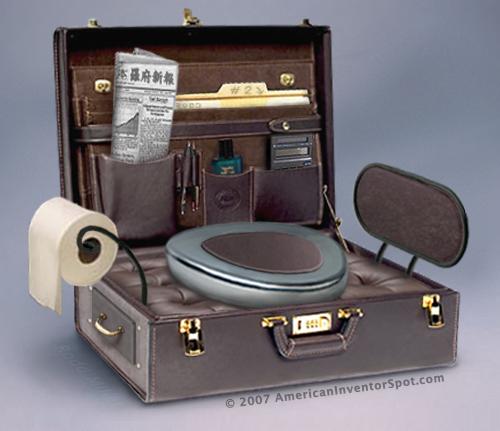 Gotta Go Briefcase
