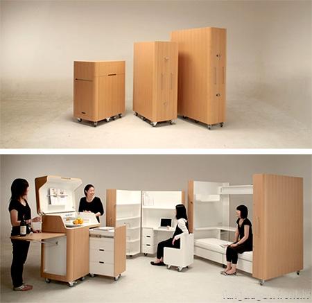 46 Cool Examples Of Creative Furniture Design  InstantShift